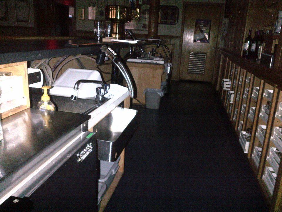 bar gun service, soda gun service, BIB service, bar installations